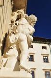 Vienna, Austria - architectural detail Royalty Free Stock Photo