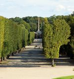 VIENNA, AUSTRIA - August 25 Schonbrunn Castle Park on August 25, Stock Photography