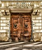 Vienna, Austria, Building, Door Stock Images