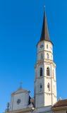 Vienna, Austria. Church of St. Michael Stock Images