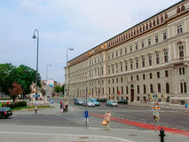 Vienna, Austria. The city the people summer royalty free stock photography