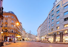 VIENNA, AUSTRIA, DECEMBER 1, 2015: Hole Trinity Column Stock Photography