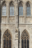 VIENNA, AUSTRIA, E.U. - JUNE 05, 2016: St. Stephen's Cathedral(S Stock Photography