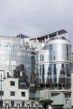VIENNA, AUSTRIA/EUROPE - SEPTEMBER 22 : Haas Haus in Vienna on S stock images