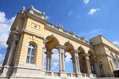 Vienna - Gloriette Stock Photography