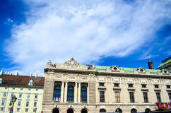 Vienna, Austria. The historical center of   Vienna, Austria Royalty Free Stock Photography