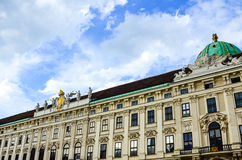 Vienna, Austria. The historical  center of   Vienna, Austria Stock Photos
