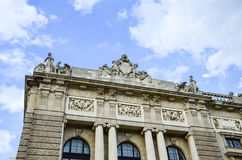 Vienna, Austria. The historical  center of   Vienna, Austria Royalty Free Stock Photos