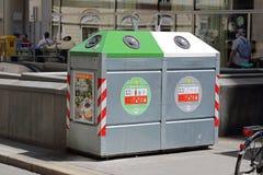 Recycling Vienna Stock Photo