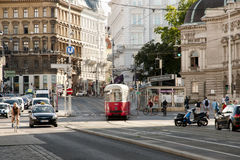 VIENNA, AUSTRIA - 5 luglio 2016: fotografie stock libere da diritti