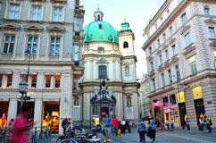 Vienna, Austria Royalty Free Stock Photo