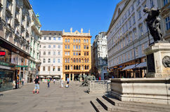 Vienna austria Royalty Free Stock Images