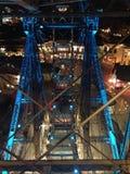 Vienna Austria Prater Carousel Tourism Stock Photo