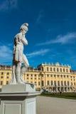 Vienna, Austria - Schoenbrunn Palace Royalty Free Stock Photo