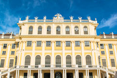 Vienna, Austria - Schoenbrunn Palace Royalty Free Stock Images