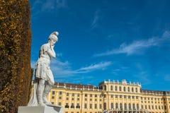 Vienna, Austria - Schoenbrunn Palace Royalty Free Stock Image