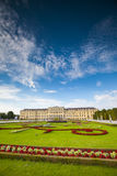 Vienna, Austria. Schonbrunn Palace. Royalty Free Stock Images