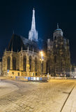 VIENNA, AUSTRIA. St. Stephen's Cathedral. Royalty Free Stock Photo