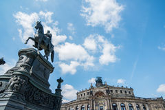 Vienna. Austrian National Library in Vienna Royalty Free Stock Image
