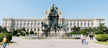 Vienna. Austrian National Library in Vienna Royalty Free Stock Photo