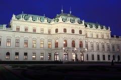 Vienna - Belvedere palace Royalty Free Stock Photo