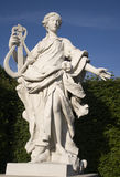 Vienna - Belvedere palace - statue Royalty Free Stock Photography