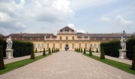 Vienna - belvedere, più basso immagini stock