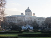 Vienna. The capital and largest city of Austria Stock Images