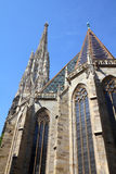 Vienna Cathedral Royalty Free Stock Photos