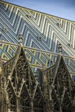 Vienna Cathedral Stock Images