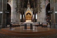 Vienna - chiesa Votive Fotografia Stock