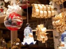Vienna Christmas Market Souvenir. Vienna Christmas Souvenir at Vienna Christmas Market Stock Images