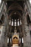 Vienna church Royalty Free Stock Image