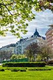 Vienna city center Stock Images