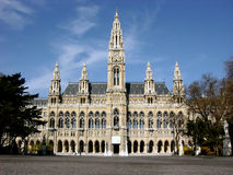 Free Vienna City Hall Royalty Free Stock Photos - 66963478