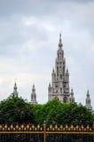 The Vienna City Hall Stock Photos