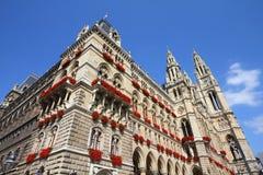 Vienna City Hall Royalty Free Stock Image