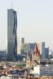 Vienna Cityscape, Austria Royalty Free Stock Photography