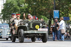 Vienna Classic Day Royalty Free Stock Photo
