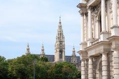 Vienna classica Fotografia Stock Libera da Diritti