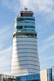 Vienna control tower Royalty Free Stock Photography