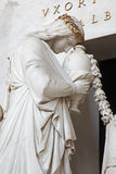 Vienna - Detail of tomb of Marie Christine daughter of Maria Theresia Royalty Free Stock Photography