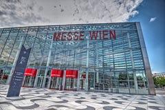 Vienna exhibition center, Austria Stock Photography