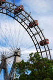 Vienna Ferris wheel Royalty Free Stock Photo