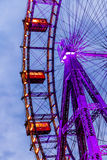 Vienna, ferris wheel Royalty Free Stock Photography