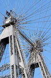 Vienna Giant Ferris Wheel; Austria Royalty Free Stock Photography