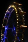 Vienna giant ferris wheel in Prater. Austria stock photography
