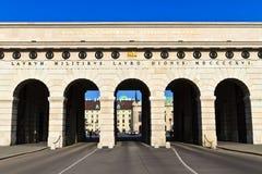 Vienna Heldentor Stock Image