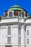 Vienna Hofburg Imperial Palace Stock Image