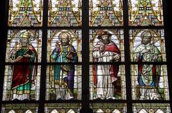 Vienna - holy from windowpane Stock Photo